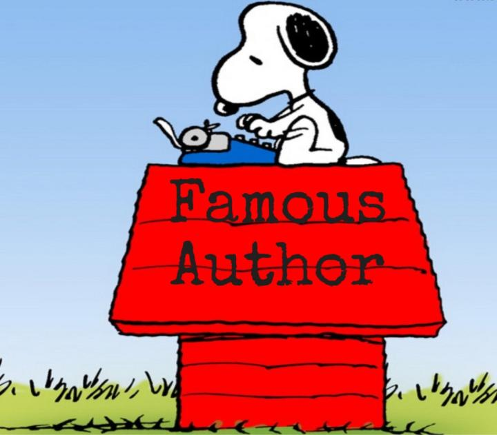snoopy author